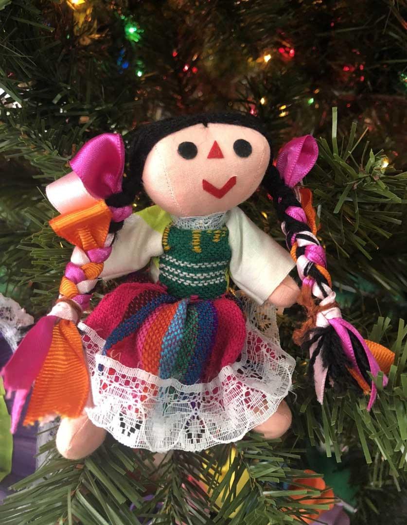 Maria Doll Ornament