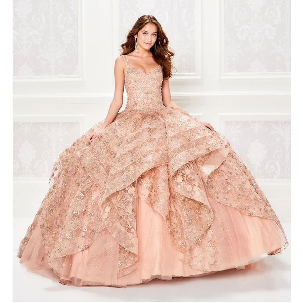 salmon-dress