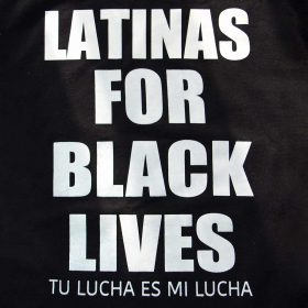 latinas for black lives